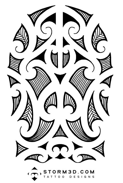 free polynesian tattoo designs extraordinary polynesian tribal design meanings