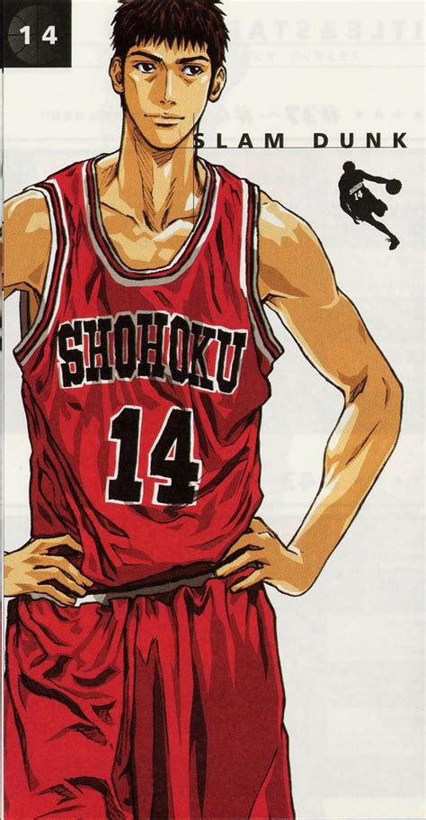 Bor Ryota mitsui hisashi slam dunk image 464488 zerochan anime image board