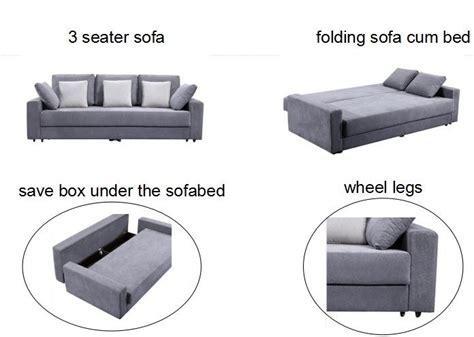 Sofa King Cheap Cheap Sofa Cama King Size Sofa Beds 3 Seater With Wheel F613 View Sofa Cama H T Product