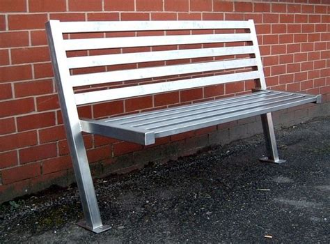 used stainless steel benches best 25 steel furniture ideas on pinterest steel table