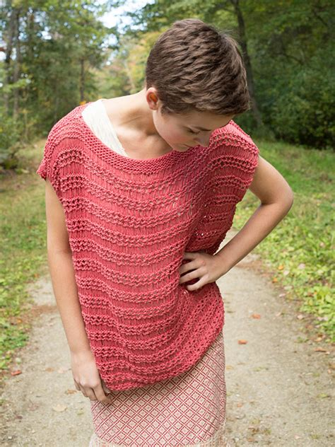 knitted cotton top patterns top 10 summer knitting patterns nobleknits