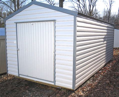 8 X 10 Aluminum Shed by Tarmin 8x8 Wood Shed 10x10 S