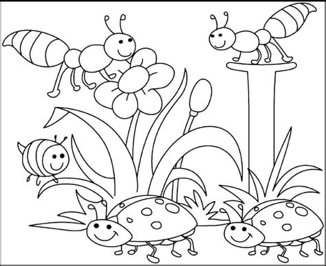 Coloring Pages Free Printable Spring Coloring Pages Kids Childrens Colouring Pages Free