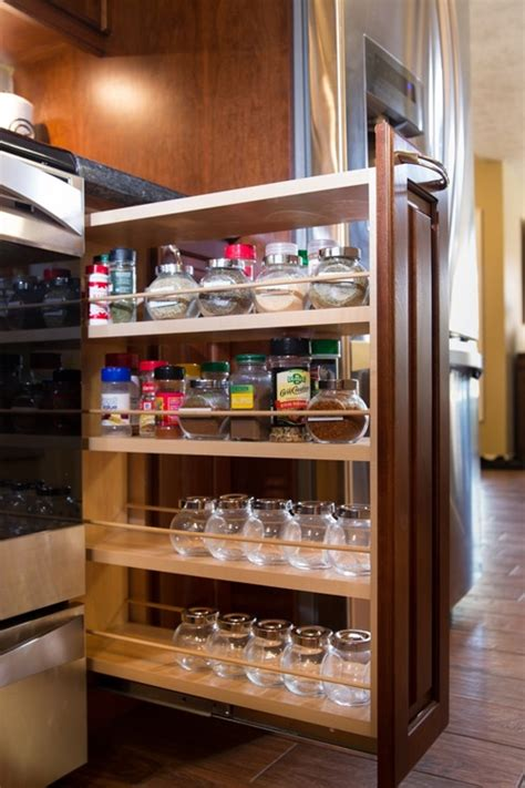 Spice Kitchen Design by Stunning Spice Rack Designs That Will Liven Up Your