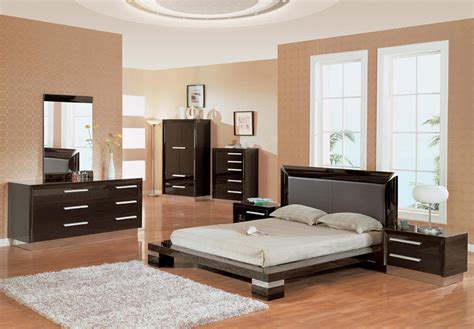 modern mahogany platform bed bedroom sets