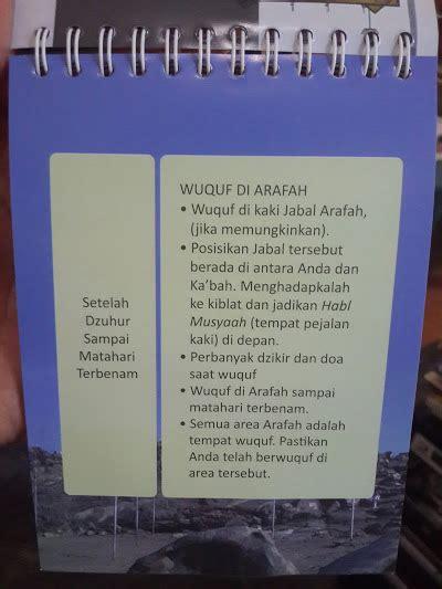 Panduan Praktis Haji Dan Umroh Umrah 1 buku panduan haji dan umrah indah mudah spiral toko