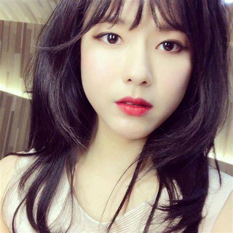 skandal foto hot artis korea dan aktris cantik cina hebohkan publik oh ji eun artis cantik manis dan imut korea yang awet