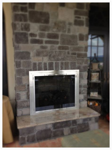 Best Fireplace Glass Doors by 17 Best Images About Fireplace Glass Doors On