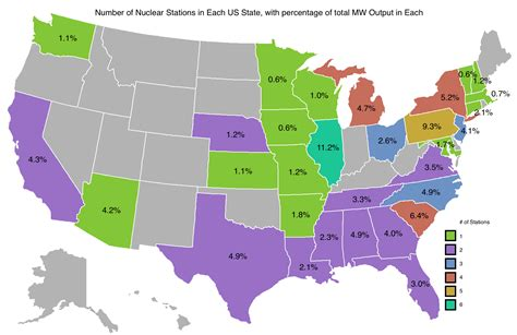 nuclear power plant map usa united states new nuclear power plants united free