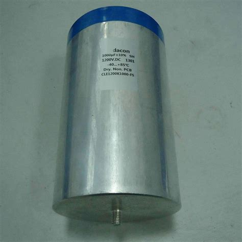 how capacitor filters work un polarized capacitor 1000uf 1200v dc link filter china un polarized capacitor 1000uf