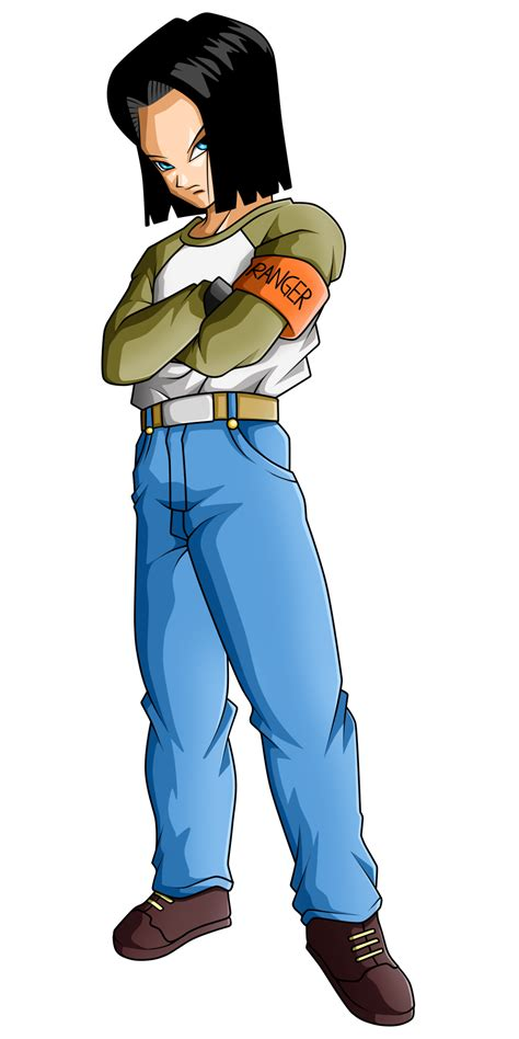 z android 17 z android 17 28 images android 17 ultra wiki androide nro 17 1 by nekoar on deviantart