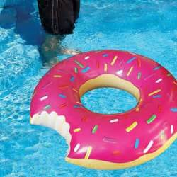 pool floats 4 foot inflatable donut pool float swimming tube big