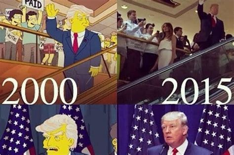 the simpsons 911 predict people think quot the simpsons quot predicted trump s win but it s