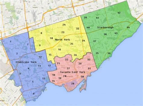 Toronto East Detox by Candidate Survey Results Toronto Environmental Alliance