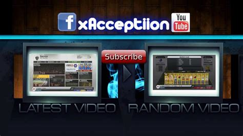 xacceptiion free outro template sony vegas pro 11 youtube