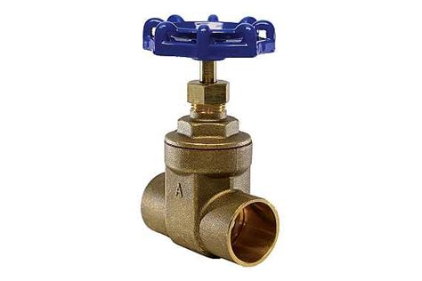 Mass Plumbing Approval by G300s Lead Free Brass Gate Valve