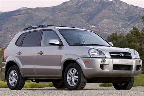 hyundai 2007 cars 2007 hyundai tucson overview cars