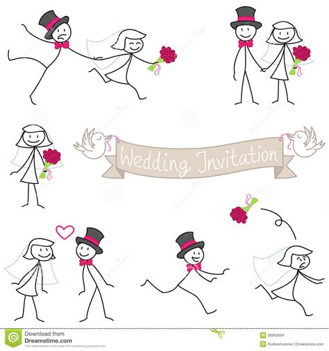 Wedding Stick Figures by Stick Figure Wedding Search Flipbook Cover
