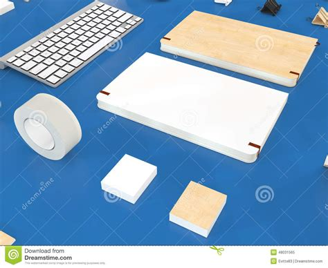 mockup design meaning mockup business template stock illustration image 48031565