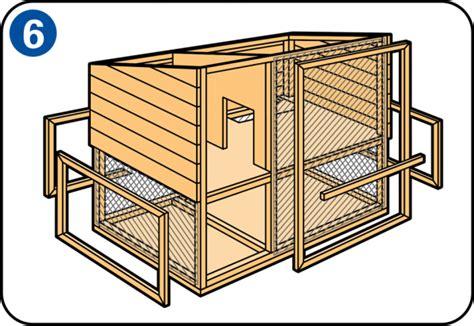 como hacer una conejera c 243 mo construir una conejera o jaula para conejos
