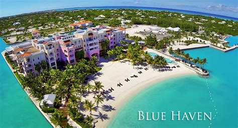 Luxury Kitchen Islands by Blue Haven Resort Turks And Caicos Islands Turks And