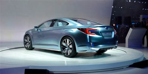 Is A 2015 Subaru Legacy Hybrid In The Works Torque