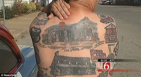 heartland tattoo 166 best route 66 journey thru america s heartland