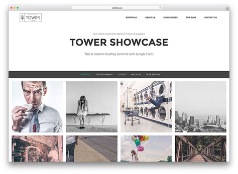 wordpress themes photo portfolio 50 best personal portfolio wordpress themes 2018 colorlib