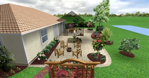 Florida Backyard Ideas Large And Beautiful Photos Photo Florida Backyard Landscaping Ideas