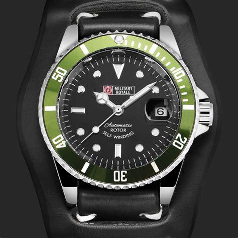 Jam Tangan Jam Tangan Pria Rolex Automatic 1 royale jam tangan automatic self winding pria mr116 black green jakartanotebook