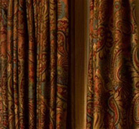 jewel tone curtains quot his quot study virtual design home 2012 philadelphia magazine