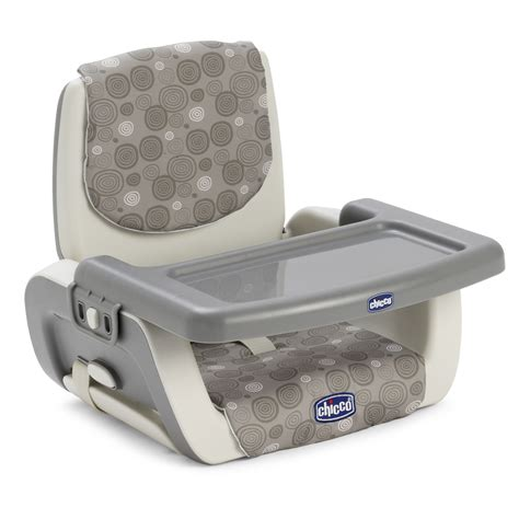 chicco booster seat for table chicco booster seat mode 2017 grey buy at kidsroom