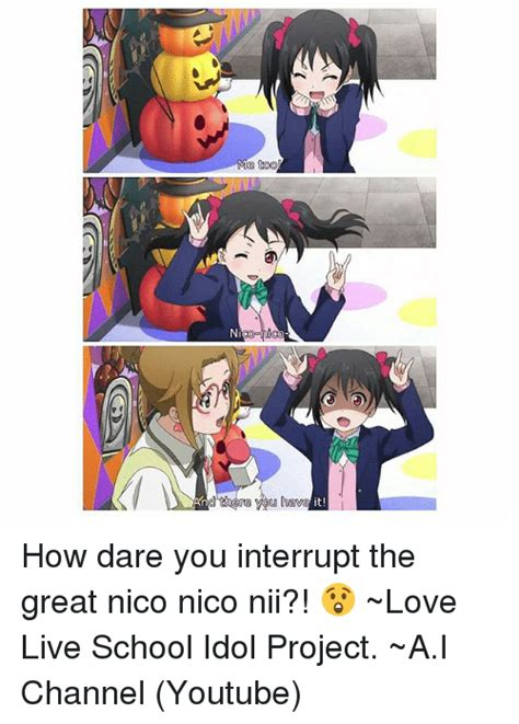 nico anime channel 25 best memes about a i channel a i channel memes