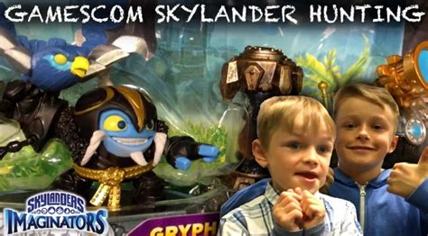Ordinal Kaos Mission Impossible 08 skylanders imaginators wave 1 hunt of the season family gamer tv