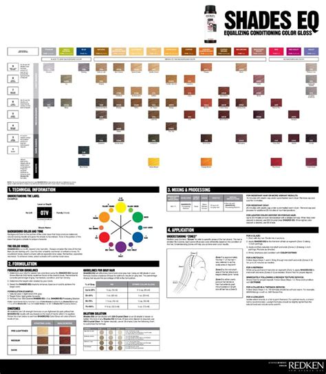 redken shades eq color chart redken shades eq color chart hair stylists