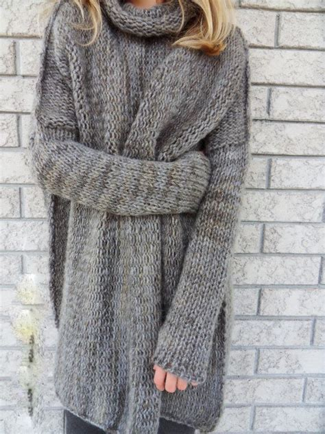 knit pattern slouchy sweater limited addition slouchy bulky oversized sweater chunky