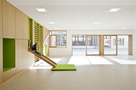 Decor kindergarten terenten design by feld72 architects modern architecture design ideas