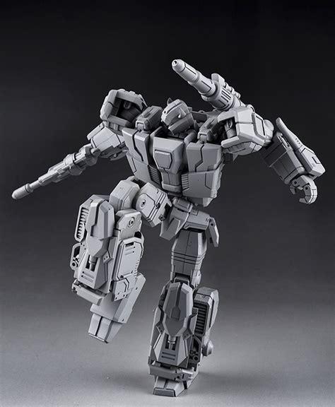 Bull Prototype by Generation Toys Gt 11 Bull Beast Sideswipe Prototype