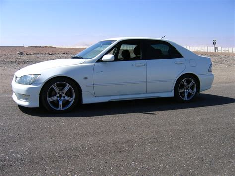 toyota altezza rs200 toyota altezza rs200 picture 4 reviews news specs