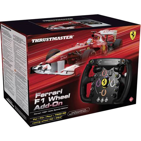 volante f1 ps3 volante thrustmaster 174 f1 wheel add on t500 rs usb
