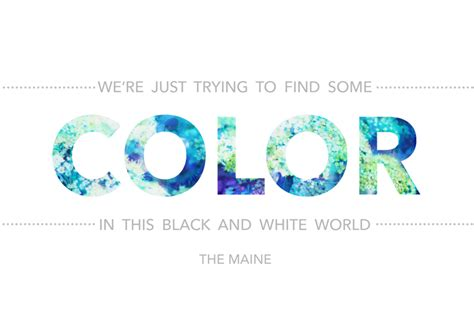 quotes about color the color on white quotes quotesgram