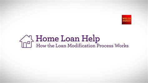 fargo home loan modification home review