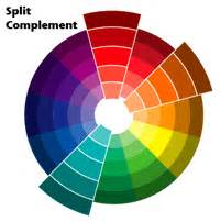 split complementary colors definition principles of visual design instructor brian schrank
