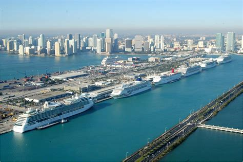 Rental Car Miami Cruise Port by Car Rental Locations Near Port Of Miami Get Free Image