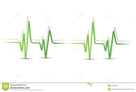 heart pulse royalty free stock photography image 14391227