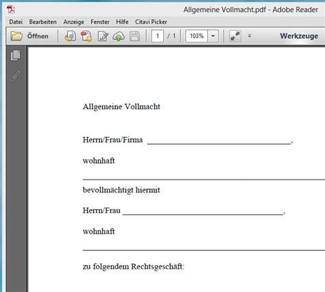 Kaufvertrag Kfz Berweisung by Vollmacht Auto Vollmacht Muster Holidays Oo Vorlagen 365