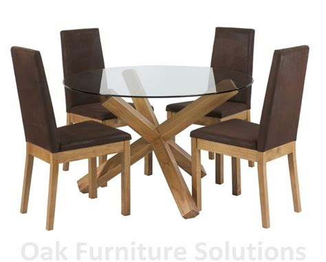 felix dining table 4 upholstered dining chairs