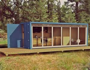 Small Homes Made From Shipping Containers Small Shipping Container Container House Design