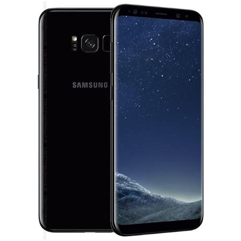 Samsung S8 Plus Samsung Galaxy S8 Plus Black 8806088709857 Movertix Mobile Phones Shop