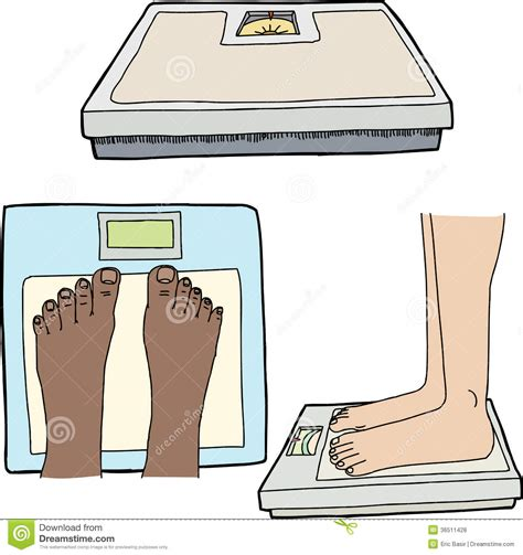 and bathroom scales royalty free stock photos image